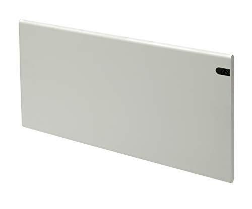 Adax Neo NP - Konvektor, moderne elektrische Heizung, niedrige Höhe 370mm, 2000W | Frostschutz | KDT Weiß | IP20C