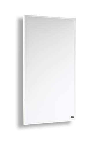 Könighaus Infrarotheizung - 1200 Watt mit TÜV + 5 Jahre Herstellergarantie ✓ Doppelter Überhitzungsschutz ✓ Heizkörper in 2 - 4 min auf Betriebstemperatur ✓ inkl. integriertem Smart Thermostat und App