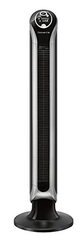 Rowenta Turmventilator VU6670 EOLE INFINITE   Timer   Auto- Modus   Fernbedienung   Auto- Kabelaufwicklung   3 Geschwindigkeiten   LED- Display