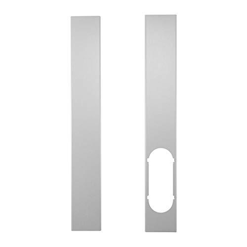 Lvhan Fenster Adapter Fenster Kit Platte - Fensterabdichtung für Klimaanlage,Fenster Adapter für Tragbare Klimaanlagen