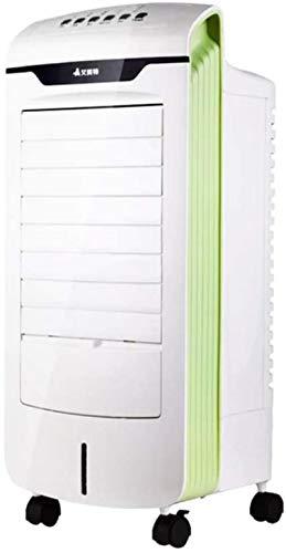 AYCYNI Kaltventilator Klimaanlage Mobile Klimaanlage Mobile Klimaanlage Klimaanlage Reine Luftklima 3 Verschiedene Windmodi Einstellbar Sommer Weiße Farbe