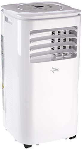 SUNTEC Mobiles lokales Klimagerät Impuls 2.6 Eco R290 | für Räume bis 80 m3 (34 m2) | inkl. Abluftschlauch | Kühler und Entfeuchter mit ökologischem Kühlmittel R290 | 9.000 BTU/h