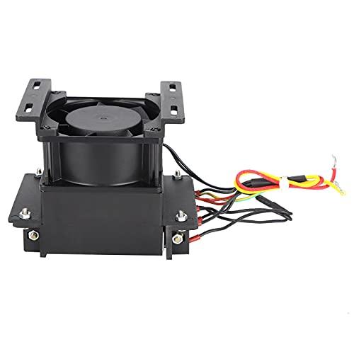 Agatige PTC Heizlüfter, isolierende elektrische keramische Heizgerät Inkubator für Schuh-Wäsche-Trockner Auto Small Space AC220V 400W
