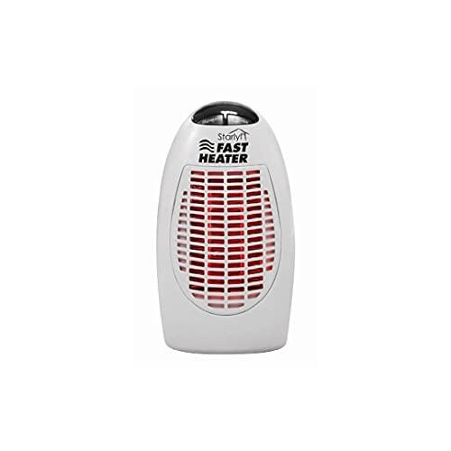 Starlyf® Fast Heater Steckdosen-Heizlüfter 23 m² Weiß