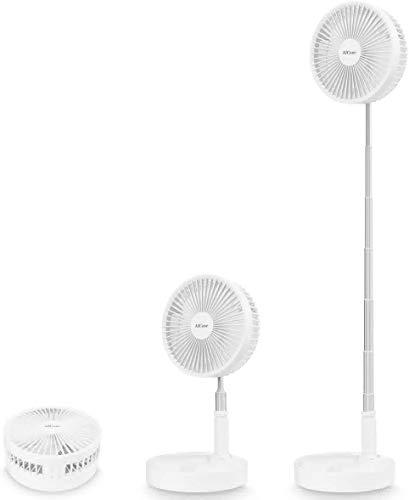 Hjku Ferngesteuerter Ventilator/höhenverstellbarer Standventilator