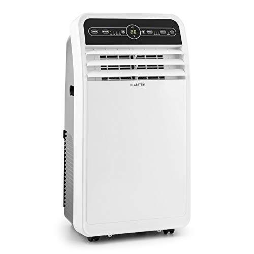 Klarstein Metrobreeze 9 New York City - Mobile Klimaanlage 9000 BTU/2,6 kW Timer weiß