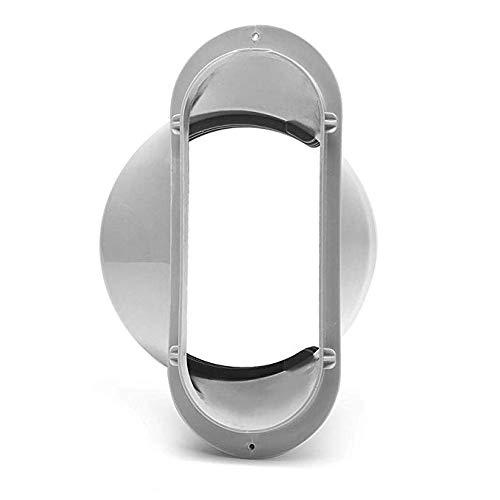 YIDAINLINE FensteradapterLokale Klimageräte-Zubehör Progress Component Kit, Ersatzteil-Set Mit Abluftschlauch, Fenster- Und Geräteadapter - Passend Für Alle Geräte