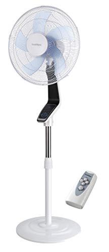 Bastilipo - Standventilator - Küche - 50 W Leistung - 3 Geschwindigkeitsstufen