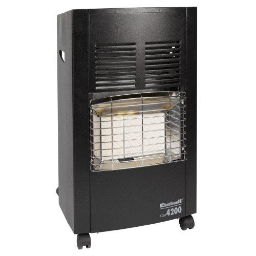 Einhell KGH 4200 Keramik Gasheizer (4200 Watt, inkl. Gasdruckregler)