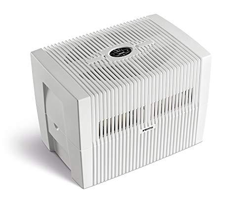 VENTA LW45 COMFORTPlus Luftwäscher, 8 W, Brillanweiß, bis 60 qm