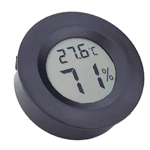 Mini Digital Hygrometer Thermometer Indoor Feuchtigkeit Temperatur-Monitor Großer LCD-Display Und Hintergrundbeleuchtung