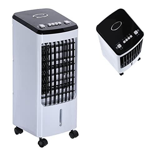 GERMATIC Klimagerät Aircooler 3 in 1 ca. 60 cm Luftkühler Klima Kühlung mobil Sommer