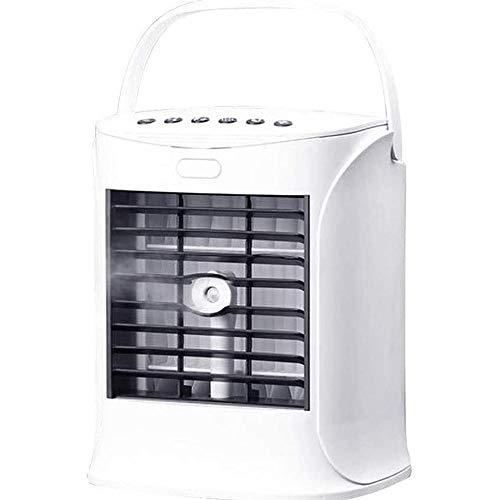 Lzhui Personal Air Cooler, Tragbare Mobile Drei-In-Eins-Klimaanlage FüR Heim Und BüRo, Luftreiniger Und LüFter