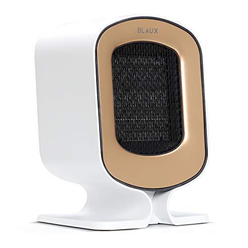 BLAUX HeatCore keramik Heizung elektrisch - perfekte Heizlüfter Bad für daheim   Ein elektrischer Heizlüfter klein für Büro   Kleine mobile Tragbare elektrische Heizung mit Luftfilter