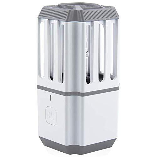 Boenxuan UV-Sterilisator Lampe Tragbare UV Ozon Luftreiniger Lampe Desinfektion Geruchsbeseitigung, Bakterien Und Entfernen Formaldehyd,Weiß