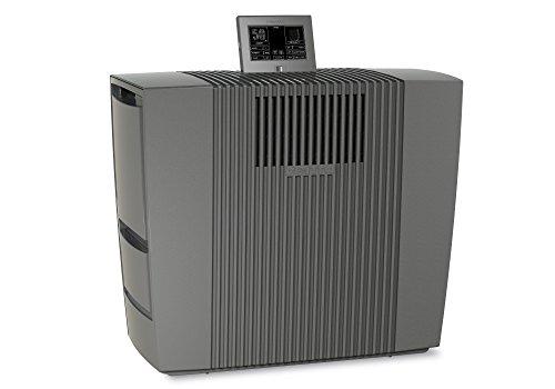 Venta Luftwäscher App Control LPH60 WiFi Hybrid, Luftbefeuchtung und Luftreinigung für Räume bis 95 qm, Anthrazit