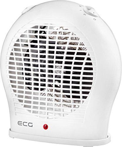ECG TV 30 White Heizlüfter, Weiß