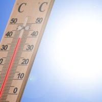 Raumklima Thermometer