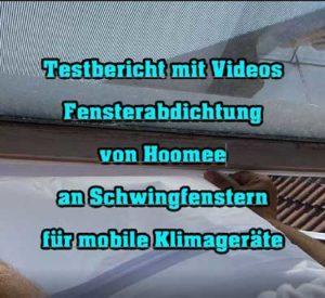 testbericht Fensterabdichtung