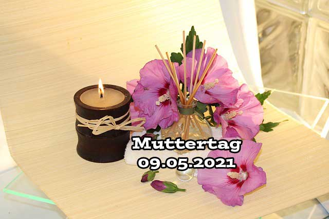 Muttertag Duftkerze Set